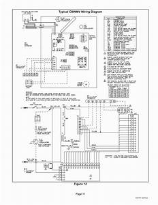 Trane 6400 Wiring Diagram