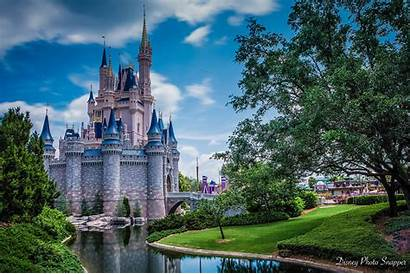 Castle Cinderella Spots Disney Places Walt Amazing
