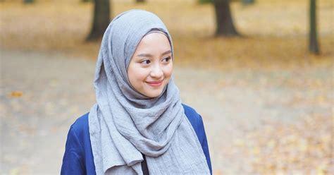 fashion beauty brainprofil gita savitri hijaber cantik