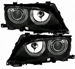 Bmw Serie 3 Prix Neuf : neuf projecteurs pour bmw 3 s rie e46 2001 2005 angel eyes noir fr bmw angel eyes dayline ~ New.letsfixerimages.club Revue des Voitures