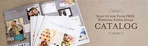 wedding invitations samples and catalogs wedding paper With wedding invitations free catalog