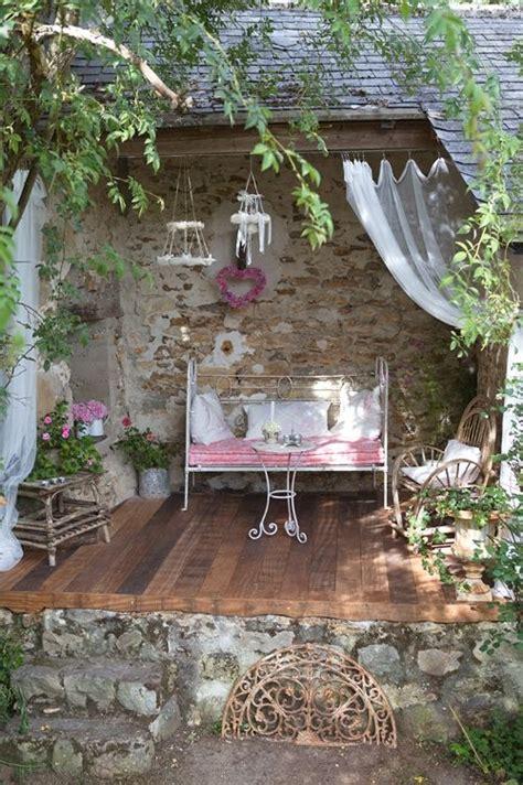 Fluxblog : Sweet garden retreat