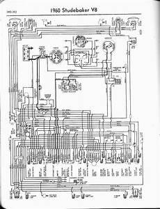 1950 Studebaker Wiring Diagram