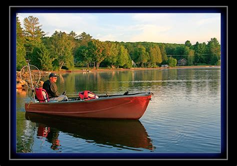 Fishing Boats For Sale Haliburton by Lakeside Resort Cottages