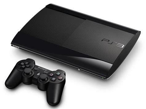 Ps3 Console by Sony Announces Three Slim Ps3 Consoles