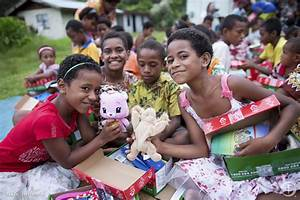Operation Christmas Child sets gift collection for week of ...
