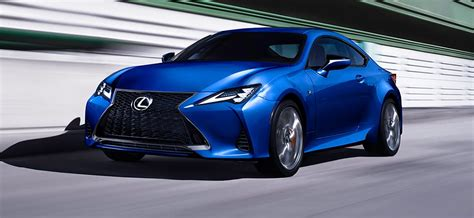 lexus rc luxury coupe lexuscom