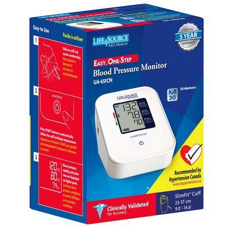 LifeSource Easy One Step Blood Pressure Monitor   Walmart