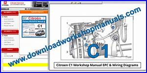 Citroen C1 Workshop Repair Manual