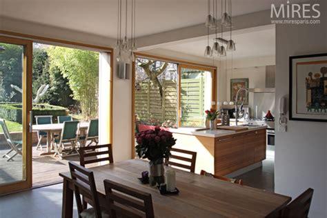 sejour et cuisine ouverte davaus modele cuisine ouverte sur sejour avec des idées intéressantes pour la conception