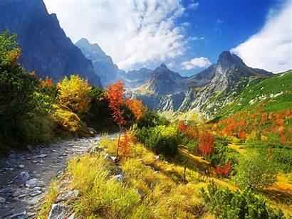 Autumn Mountain Wallpapers Wallpapersafari