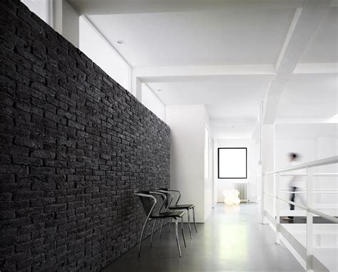 interior brick wall panels faux brick panels with minimalist brick paneling for 4764