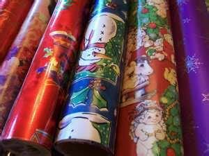biodegradable christmas wrapping paper