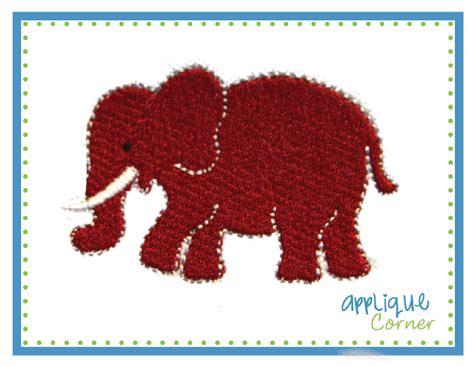 Beautiful applique corner fishtail embroidery font yamsixteen
