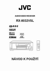 Jvc Rx 8032v Receiver Download Manual For Free Now