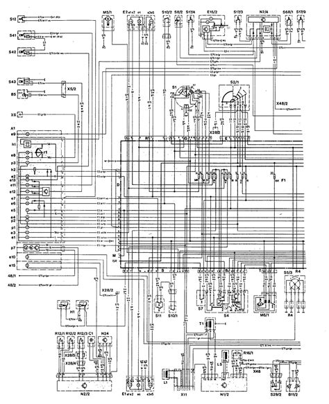 mercedes 190e 1992 wiring diagrams ignition