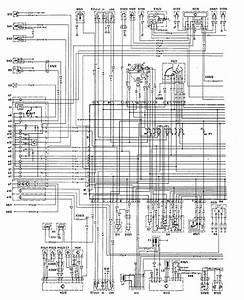 Mercedes-benz 190e  1992  - Wiring Diagrams