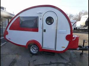 Starling travel the tb s floorplan a teardrop with a for Teardrop campers with bathroom