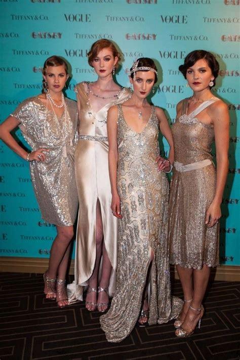 Gatsby Glam goes Modern Great gatsby fashion Gatsby