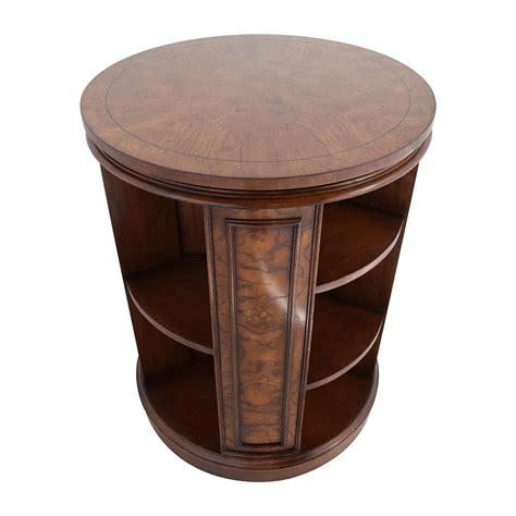 bookshelf end table 82 safavieh safavieh rotating side table bookcase