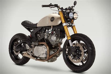 Norman Reedus' Yamaha Xv920r Motorcycle By Classified Moto