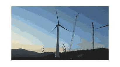 Wind Turbine Energy Ge Building Shaped Dome