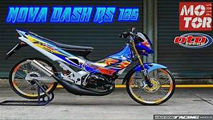 Modifikasi Honda Nova Dash Thailand