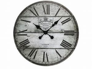 Conforama Deco Murale : horloge 60 cm metropolitan vente de horloge conforama ~ Melissatoandfro.com Idées de Décoration