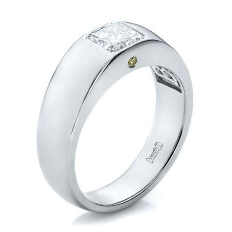 custom diamond and peridot men s wedding band 100267 seattle bellevue joseph jewelry
