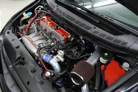 Turbocharger For Honda Civic Si by 2008 Honda Civic Si Coupe Turbocharged Emusa Turbo Kit