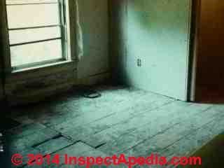 Squeaky Floorboard Repair How to repair loose or noisy