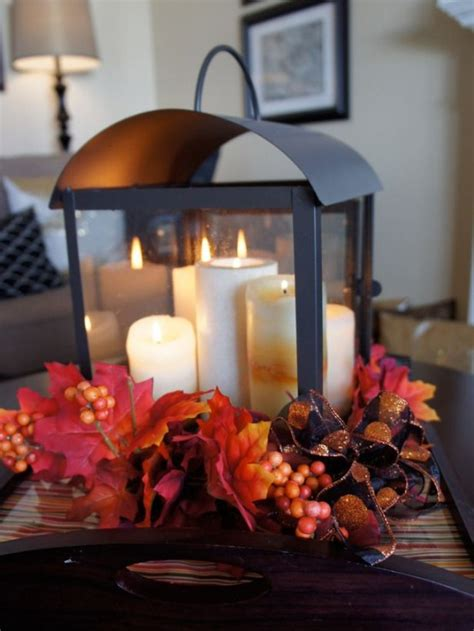indoor fall decor 59 fall lanterns for outdoor and indoor d 233 cor digsdigs