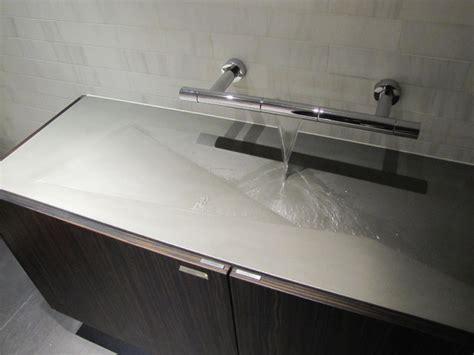 modern kitchen sinks images concrete bathroom sink modern bathroom sinks new