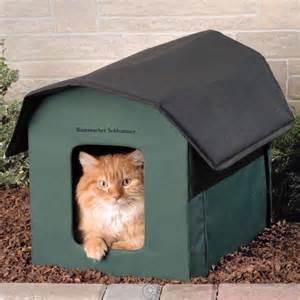 outdoor cat outdoor cat shelter cat house waterproof heating pad