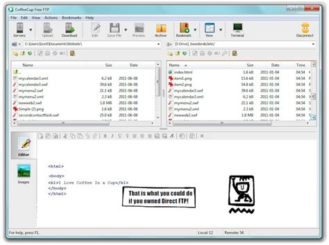 Ftp Resume Client by Free Ftp Heise