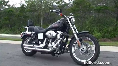 Used 2004 Harley Davidson Dyna Low Rider Motorcycles For