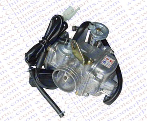 Chinese Scooter Parts /carburetor For Gy6-50cc