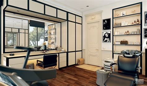 home interior deco a modern deco home visualized in two styles