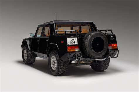 1986-1993 Lamborghini Lm002