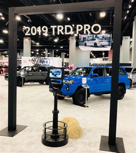 toyota trd pro augmented reality experience debuts  auto