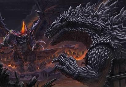 Godzilla Final Wars Wallpapers Android 1080p