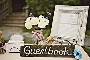rustic country wedding ideas creative guest sign in ideas With ideas for wedding guest sign in