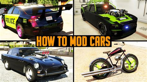 Gta 5 Car Mods, How To Mod Cars In Gta 5 (car Mod Show