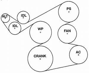 Wiring Diagram Database  2000 Jeep Cherokee Belt Diagram