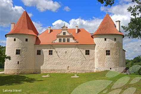 Bauskas slott | Latvia Travel