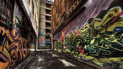 Graffiti 4k Alley Way Wallpapers Ultra Backiee