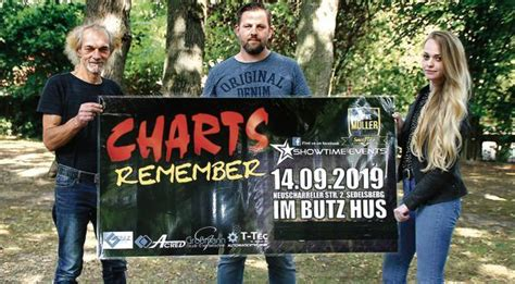 charts remember party  sedelsberg sedelsberg