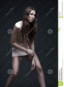 High Fashion Model Posing Royalty Free Stock Photography ...