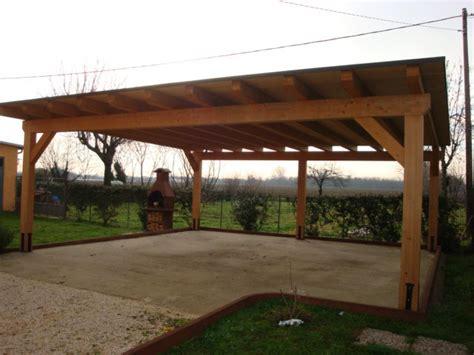 immagini tettoie tettoie in legno venezia lino quaresimin maerne di