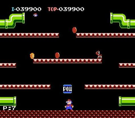 Mario Bros. (world) Rom